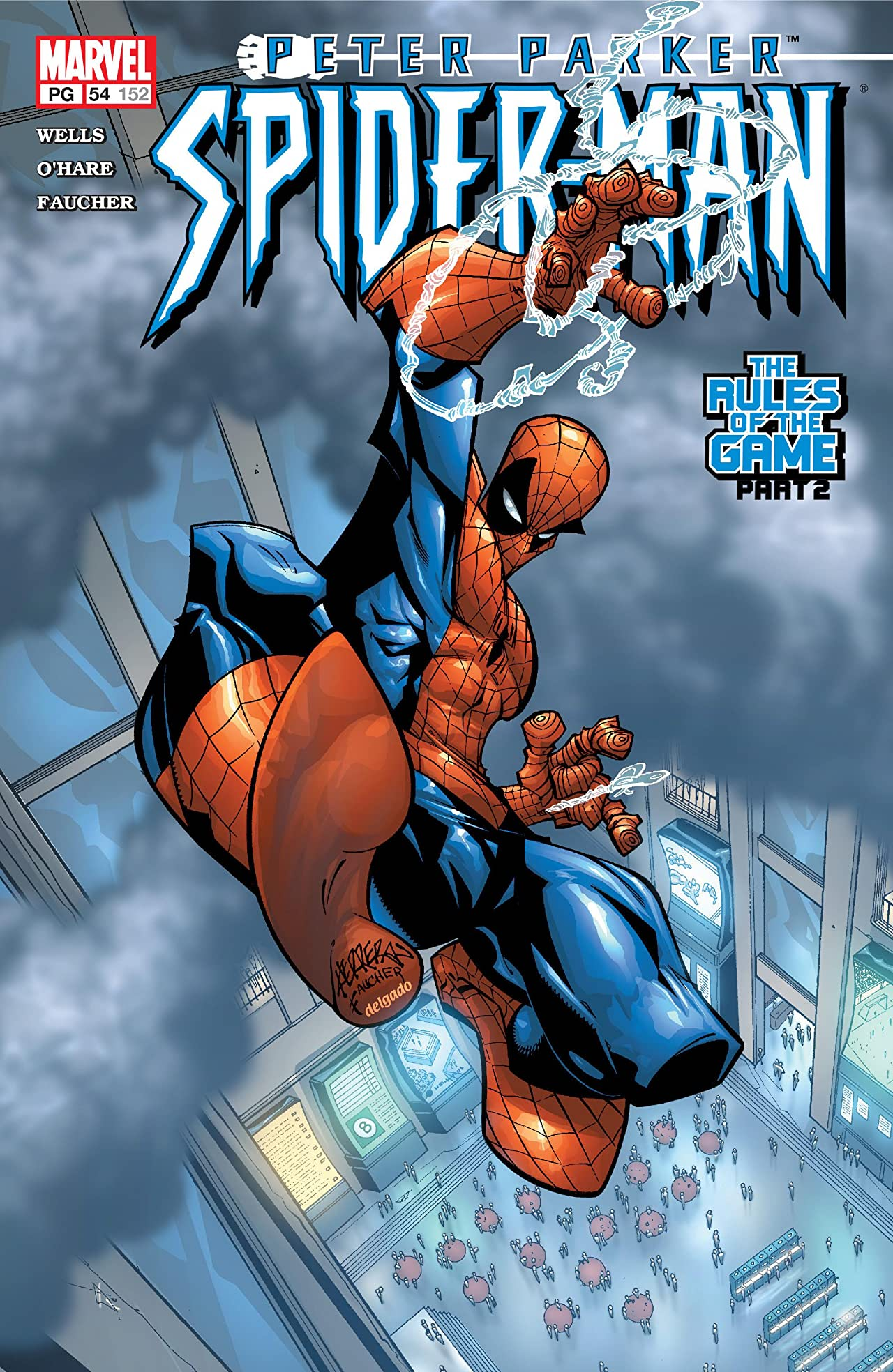 Peter Parker: Spider-Man (1999-2003) #54