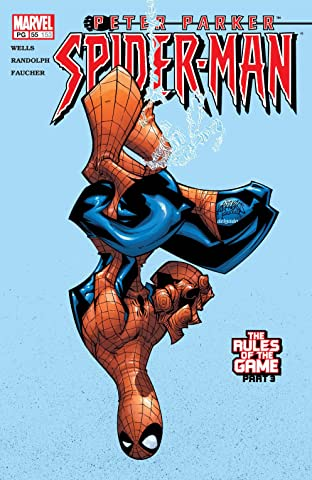 Peter Parker: Spider-Man (1999-2003) #55