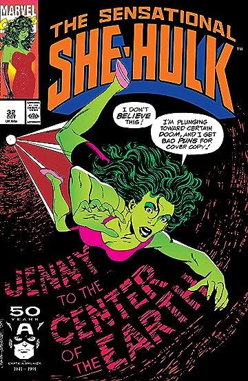 Sensational She-Hulk (1989-1994) #32