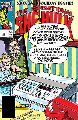 Sensational She-Hulk (1989-1994) #36