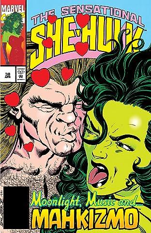 Sensational She-Hulk (1989-1994) #38