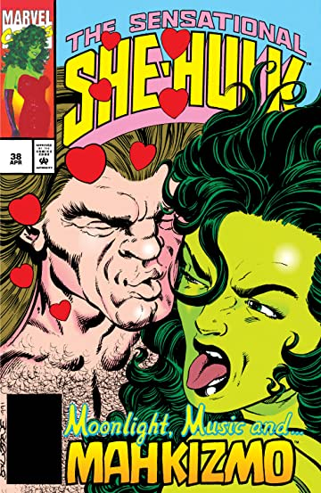 Sensational She-Hulk (1989-1994) #38