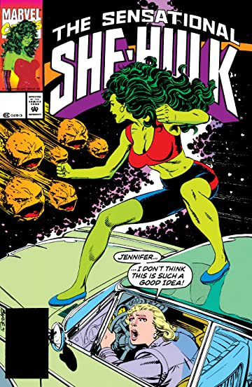 Sensational She-Hulk (1989-1994) #41