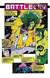 Sensational She-Hulk (1989-1994) #43