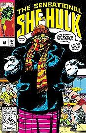 Sensational She-Hulk (1989-1994) #44