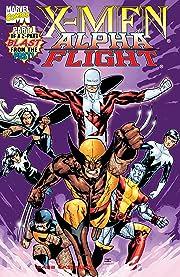 X-Men/Alpha Flight (1998) #1 (of 2)
