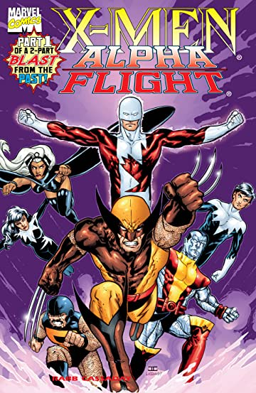 X-Men/Alpha Flight (1998) #1 (of 2)