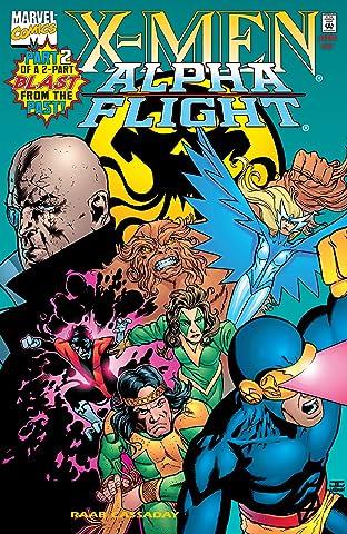 X-Men/Alpha Flight (1998) #2 (of 2)