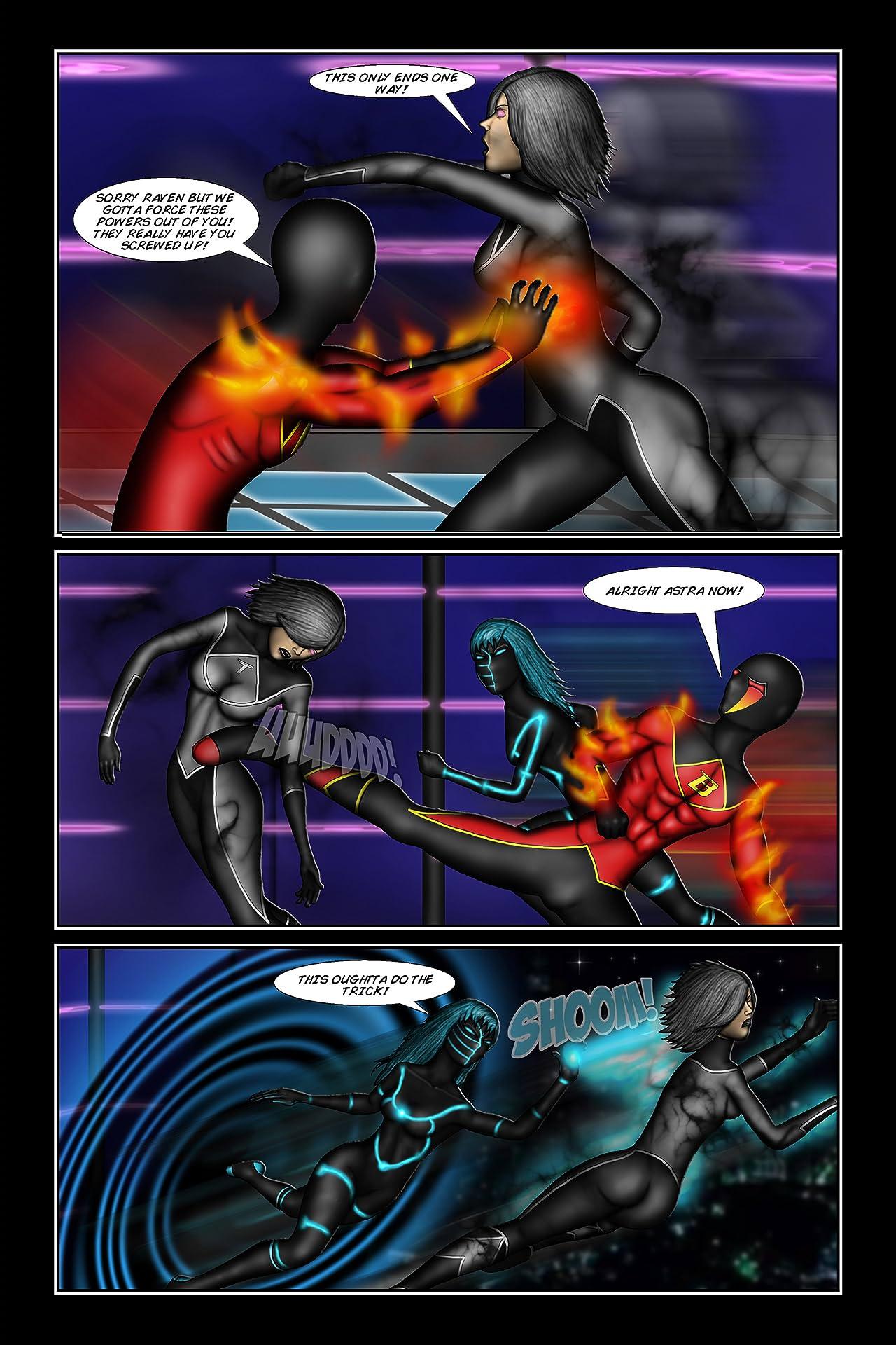 Lightspeed Enforcers #11