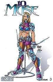 10th Muse Vol. 2 #3: The Image Comics Run