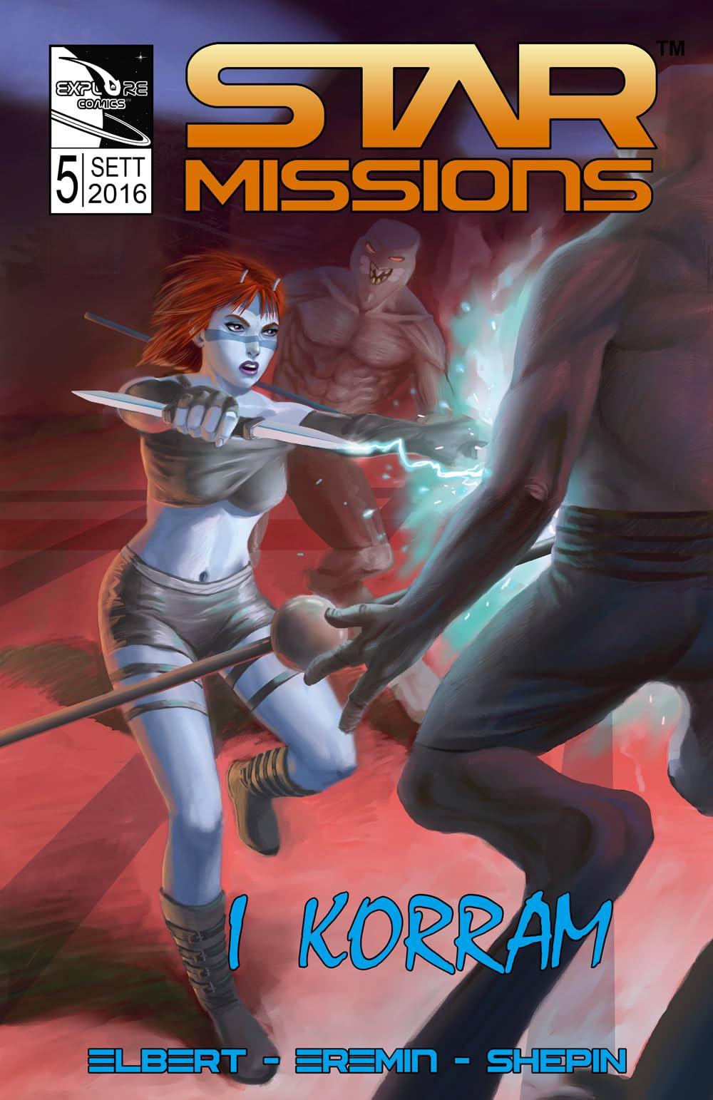 Star Missions - Italian #5