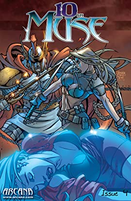 10th Muse Vol. 2 #4: The Image Comics Run