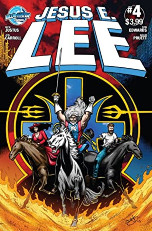 Jesus E. Lee #4