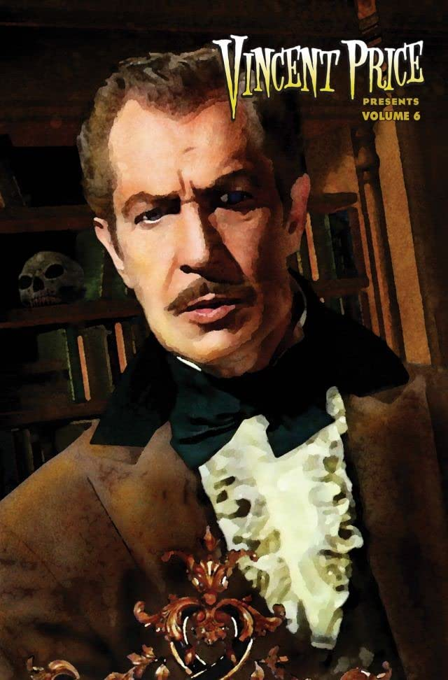 Vincent Price Presents Vol. 6