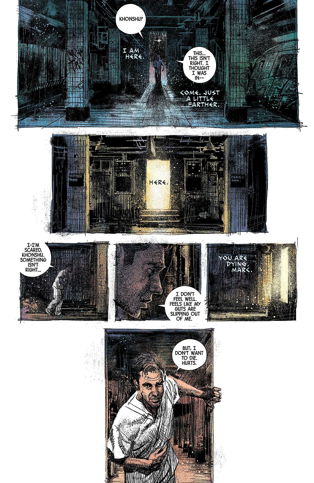Moon Knight Tome 1: Lunatic