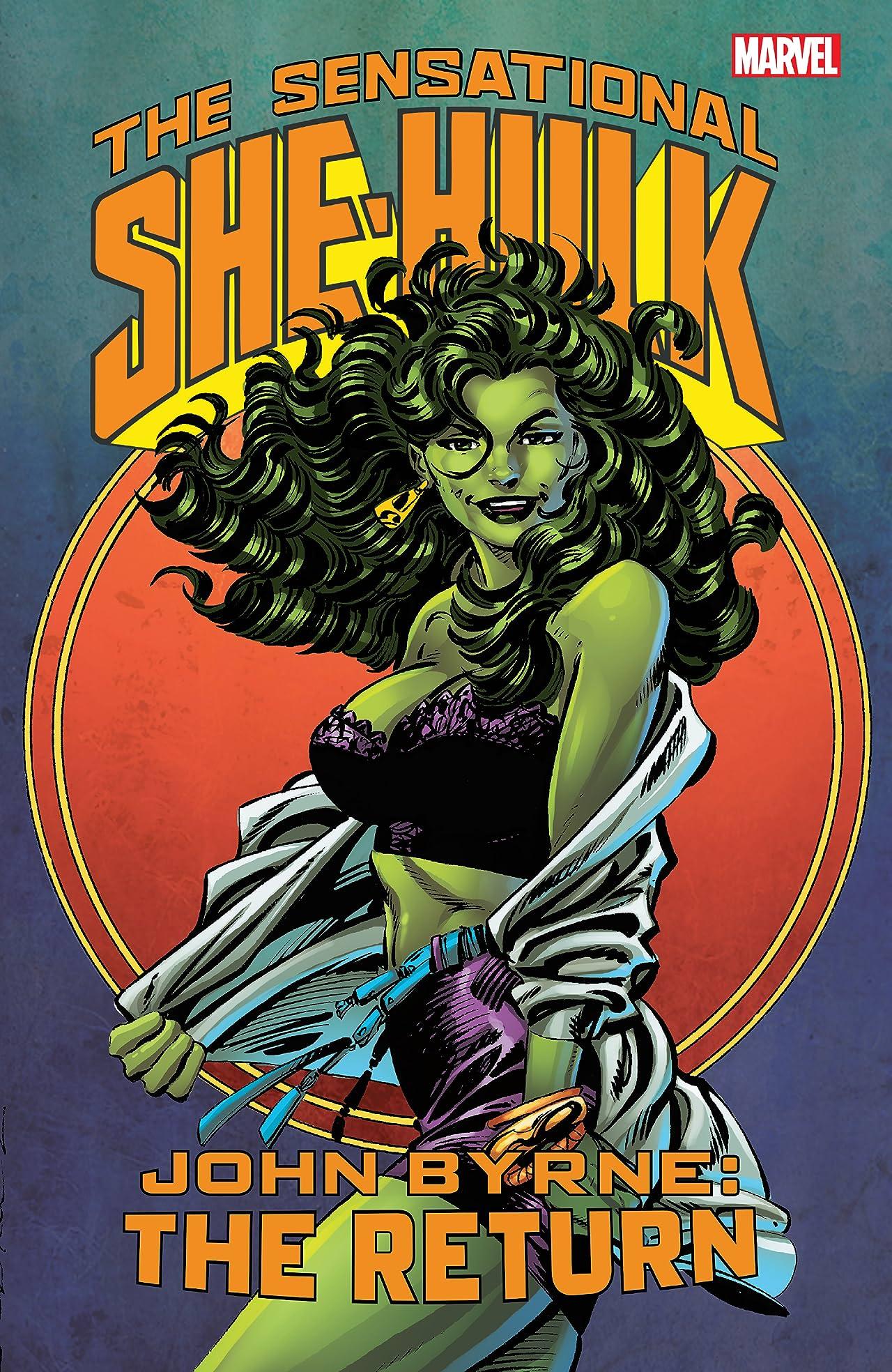 Sensational She-Hulk by John Byrne: The Return