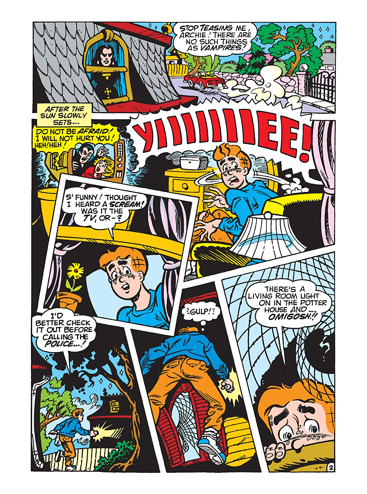 World of Archie Double Digest #32
