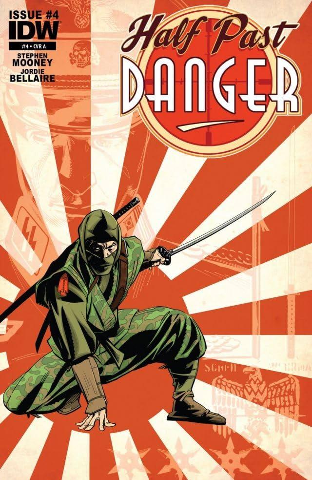 Half Past Danger #4 (of 6)