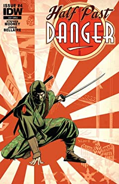 Half Past Danger #4 (of 6)