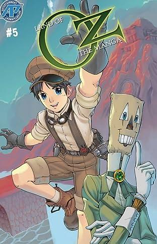 The Land of Oz: The Manga #5