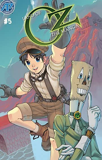 The Land of Oz: The Manga #5 (of 8)