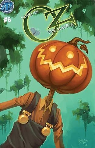 The Land of Oz: The Manga #6