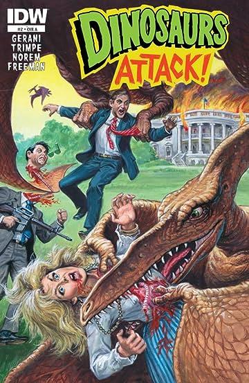 Dinosaurs Attack #2 (of 5)