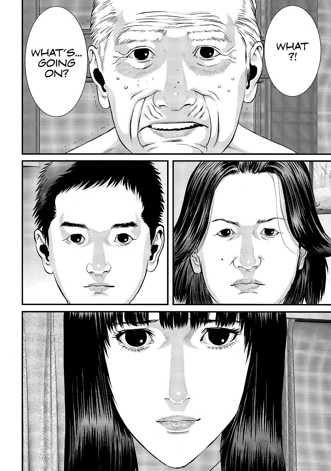 Inuyashiki #71