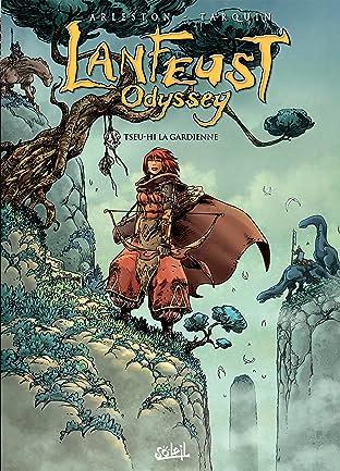 Lanfeust Odyssey Tome 8: Tseu-Hi la gardienne