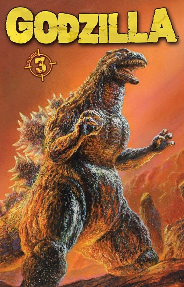Godzilla (2011-2013) Vol. 3