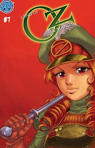 The Land of Oz: The Manga #7 (of 8)
