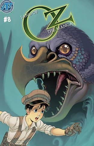 The Land of Oz: The Manga #8