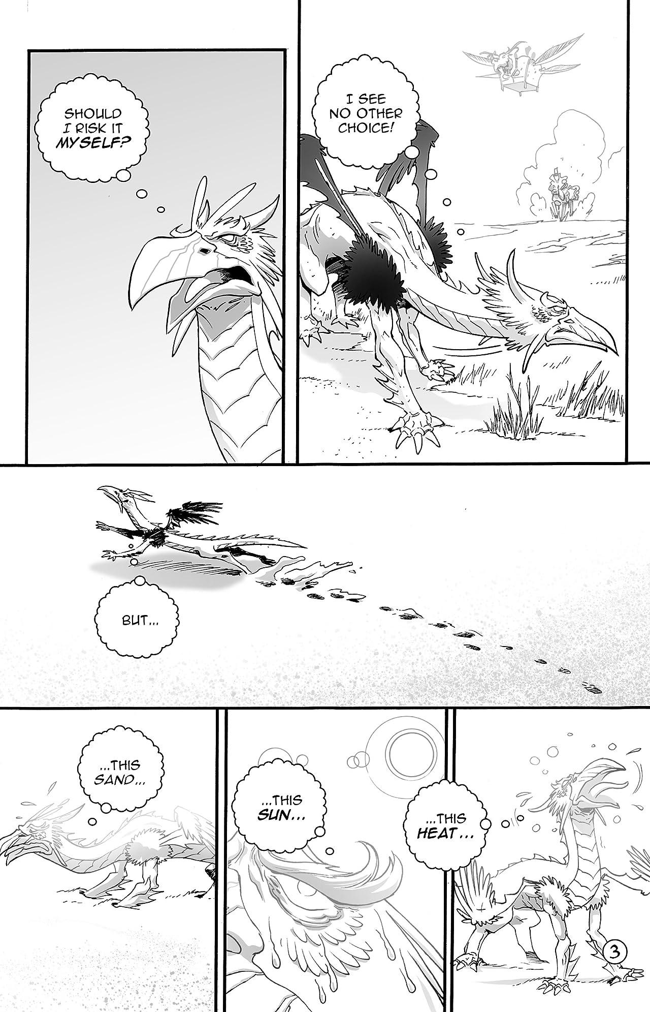 The Land of Oz: The Manga #8 (of 8)