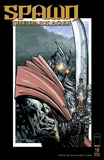 Spawn: The Dark Ages #10