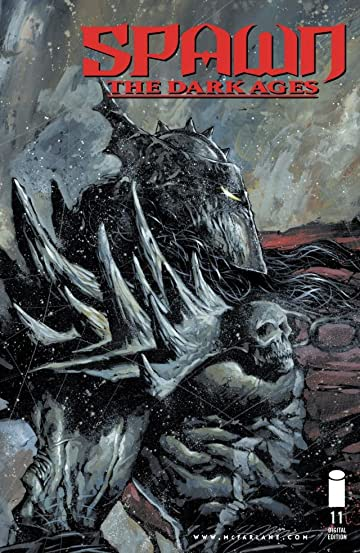 Spawn: The Dark Ages #11
