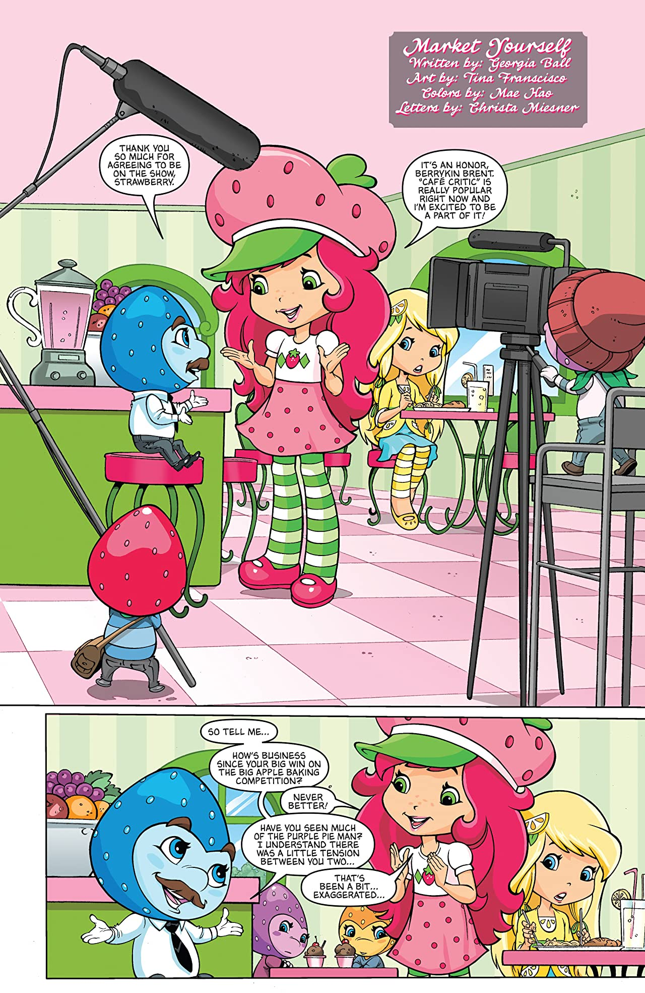 Strawberry Shortcake (2016-2017) #7