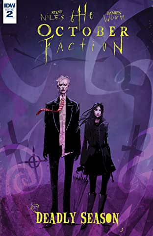 The October Faction: Deadly Season #2