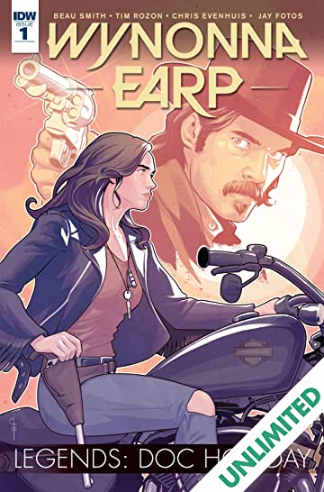 Wynonna Earp Legends: Doc Holliday #1