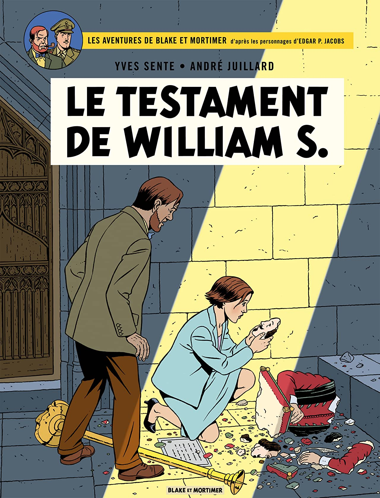 Blake & Mortimer Vol. 24: Le Testament de William S.