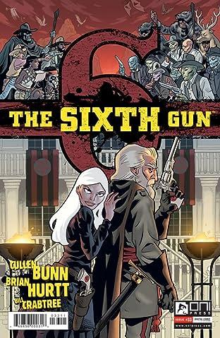 The Sixth Gun #33