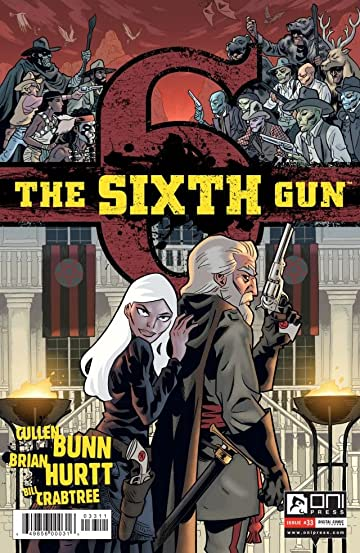 The Sixth Gun #33