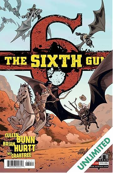 The Sixth Gun #34