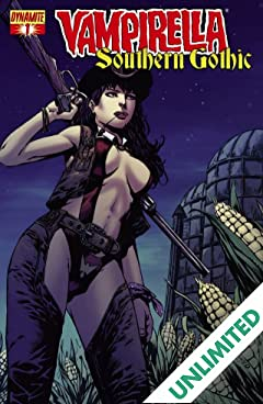 Vampirella: Southern Gothic #1 (of 5): Digital Exclusive Edition