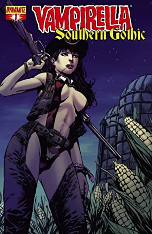 Vampirella: Southern Gothic No.1 (sur 5): Digital Exclusive Edition
