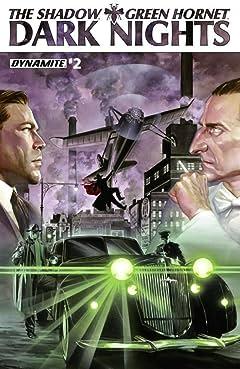 The Shadow/Green Hornet: Dark Nights #2 (of 5): Digital Exclusive Edition