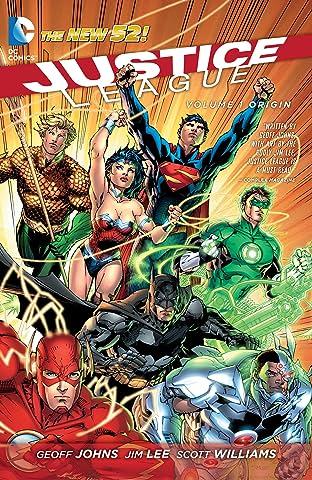 Justice League (2011-2016) Vol. 1: Origin