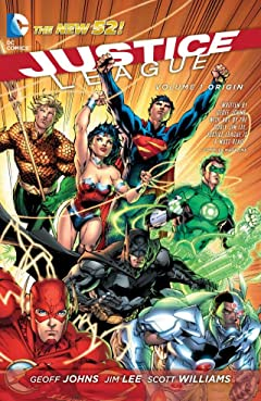 Justice League (2011-2016) Vol. 1: Origin