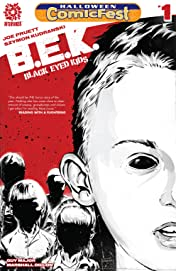 Black-Eyed Kids Vol. 1: Black and White Special Edition