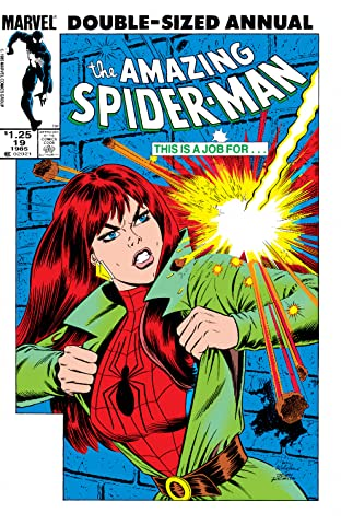 Amazing Spider-Man (1963-1998) Annual #19