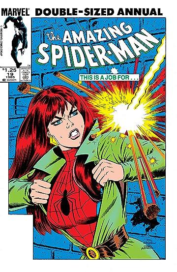 Amazing Spider-Man (1963-1998) Annual #19